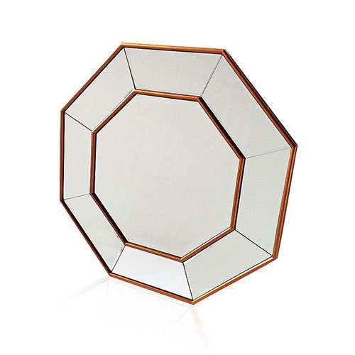 Espejo octogonal línea Mikonos