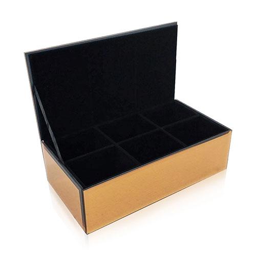 Amalfi Caja para Té