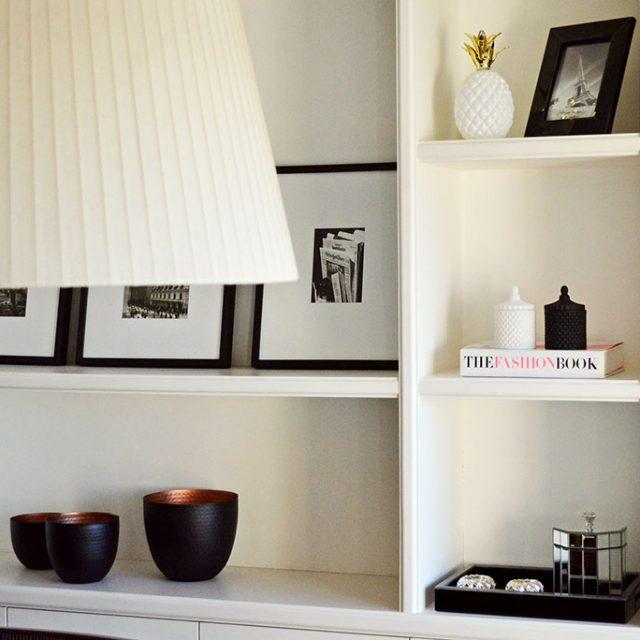 Objetos de diseño Velvet deco
