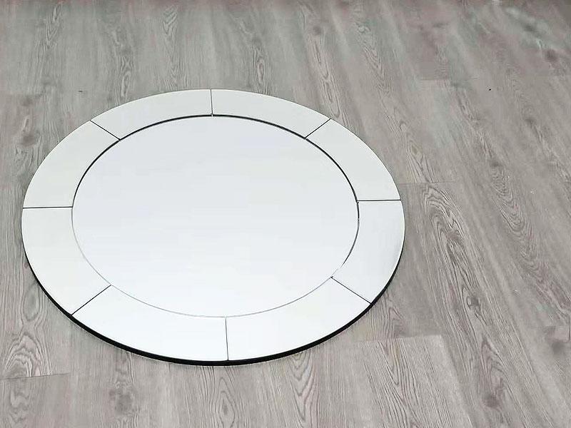 moncler espejo de pared con recortes
