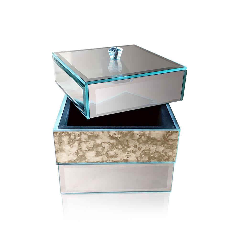 Carmel Caja combinada espejada