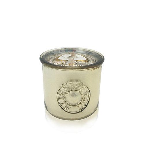 Vela perfumada frasco vidrio